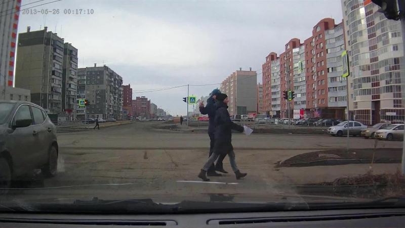 Красивый город Копейск и люди в нем приветливые