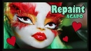 Monster High Repaint - Agapo - Valentines Day special - English sub