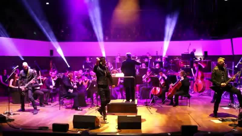 Oomph! Alles aus Liebe with Symphonie Orchestra Zielona Góra GOTHIC MEETS KLASSIK 2017