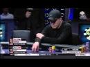 One of the Worst Bad Beats in Poker Tournament History AA vs AA WSOP $1 million dollar buy-in