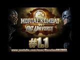 Mortal Kombat VS DC Universe #1.1 - The Flash