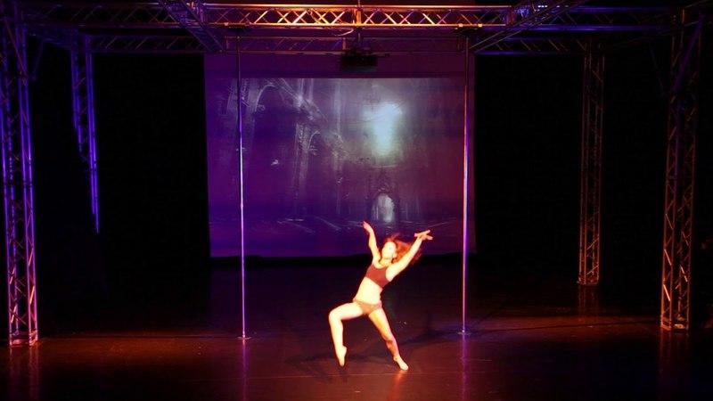 Pole Theatre Hungary 2018 YANA KATORCHA Pro Art