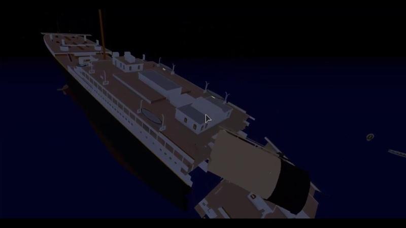 Sleeping Sun | Roblox Titanic