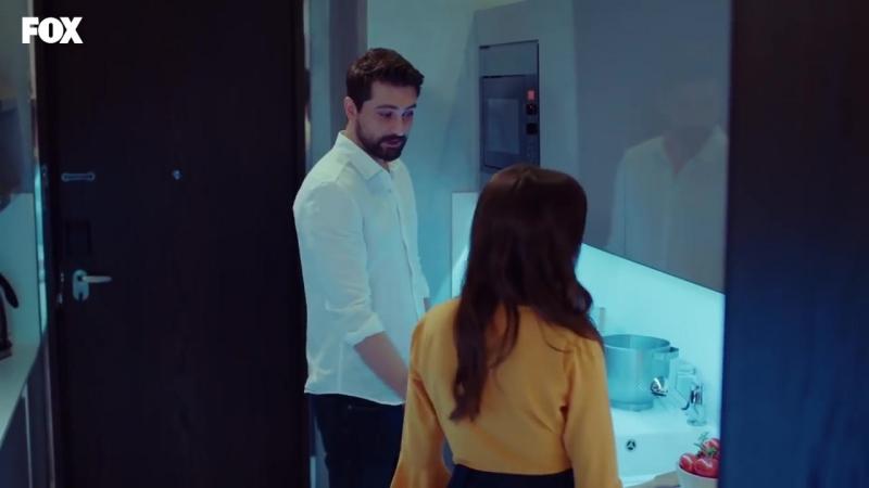 Alihan ile Zeynep yemek yapıyor - Yasak Elma 6. Bölüm.mp4