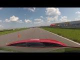 Параллельные гонки (vs Clio Sport). 2013-06-02. Автодром