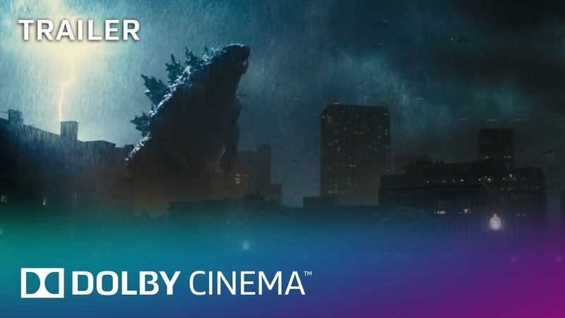 Godzilla: King of the Monsters - Trailer | Dolby Cinema | Dolby