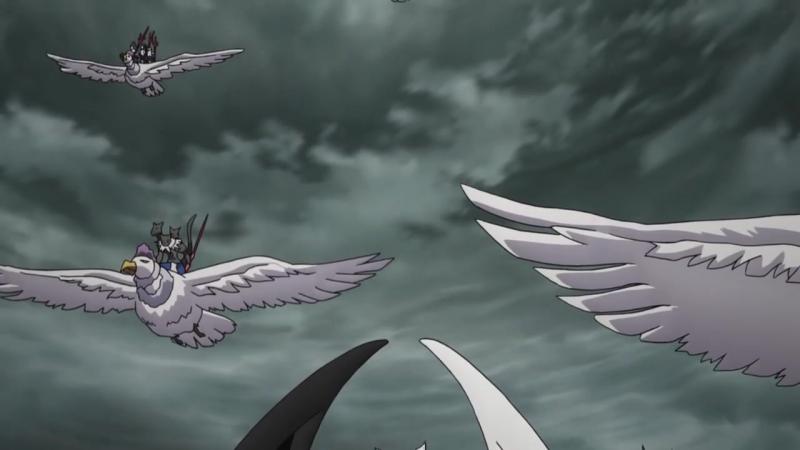 Magi - Sinbad The Seven Seas Alliance arrive [720p HD]