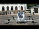 Drone carrying human 300 meter hight test, will it work or fatal fail ??