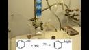 Синтез Гриньяра Получение фенилмагнийбромида