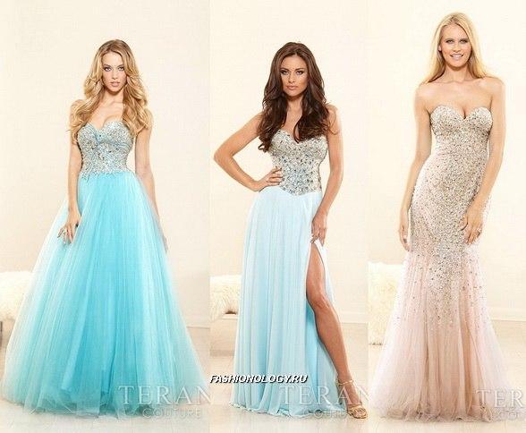 Выпускные платье на 2015 год