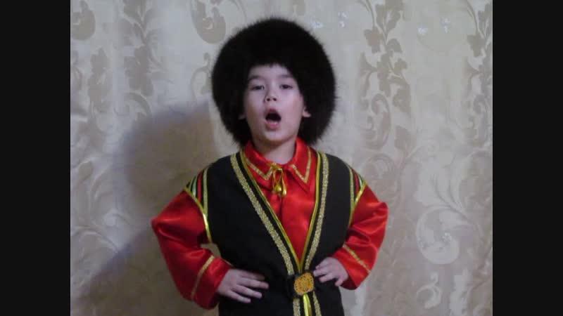 Читаем М. Карима Ҡайын япрағы тураһында Ахмадуллин Амин, 6 лет