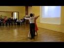 Танц конкурс, 26окт2014 Малышев Шилова Венский вальс финал