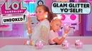 Unboxed! | LOL Surprise! | Season 3 Episode 1: Glam Glitter Yo'Self