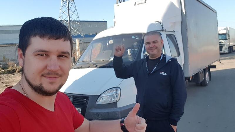 Встреча с Николаем из Липецка и его Фермер на Каминсе