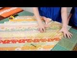 Как сшить лоскутное одеяло - мастер-класс
