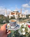 Не отказались бы от чашечки кофе с таким видом в придачу?