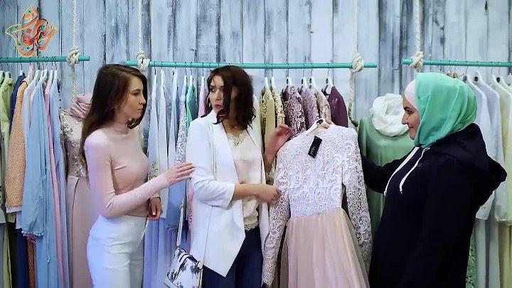 Социальный ролик Платье