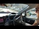 Авто из Японии Обзор Honda Insight ZE2 без пробега с аукциона Японии
