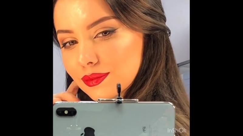 Урок макияжа от визажиста Epatage