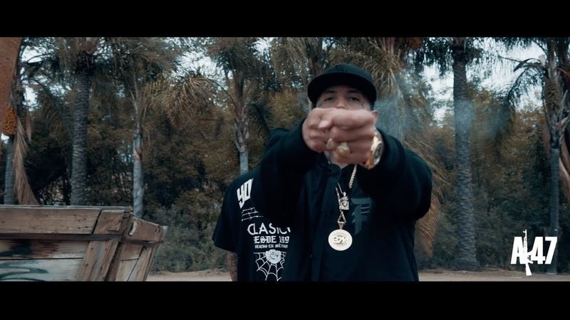 King Lil G ft. GeraMx - En La Cuadra (Official Music Video)