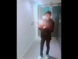 [VIDEO] 18/03/09 из твиттера BTS_twt Реакция этого парня на поздравление... #СДнёмРожденияШуга