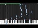 Startear ED 1 - Sword Art Online II [Piano Tutorial] (Synthesia)