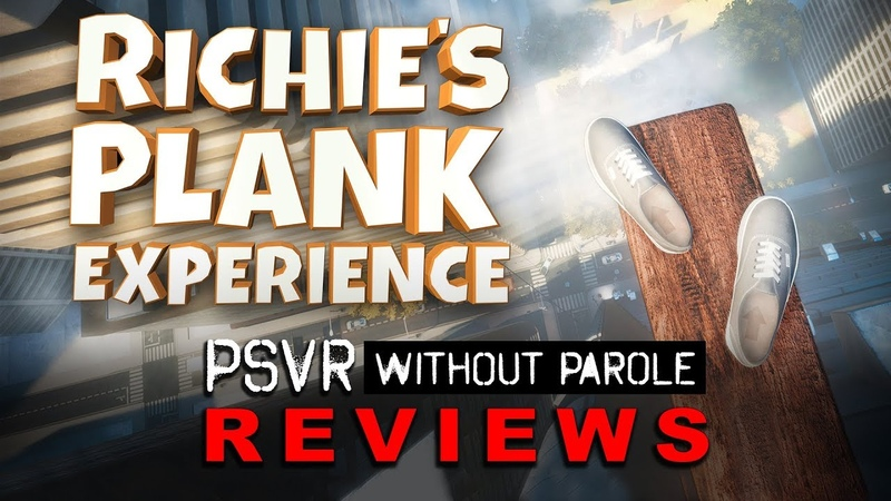Richie's Plank Experience | PSVR Review