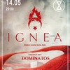 14.05   IGNEA (modern oriental metal)