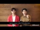 2018/04/12 TVXQ! Speaks on New Music Billboard rus sub