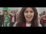 Успех  Вместе.  Певица Кика записала официальную песню сборной Португалии для ЧМ-2014