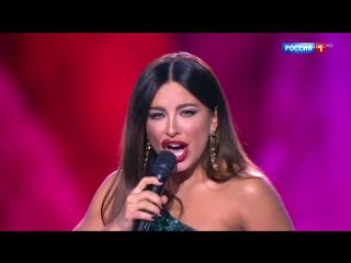 Ани Лорак - Разве ты любил (Шоу В. Юдашкина, 8-03-2017)