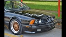 1988 BMW M6 E24 Black Walk Around Drive By FOR SALE CALL 305 988 3092