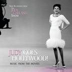 Judy Garland альбом Judy Goes Hollywood - Music From The Movies