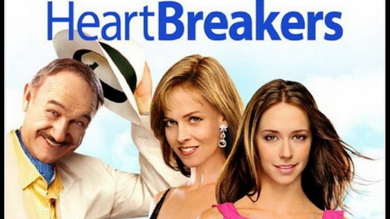 Сердцеедки (2001) Heartbreakers 1080р