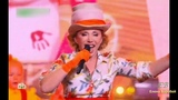 Елена Воробей и детский музыкальный театр Домисолька с песней