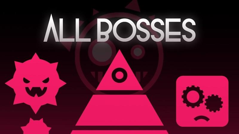 Just shapes Beats All bosses (S Rank)