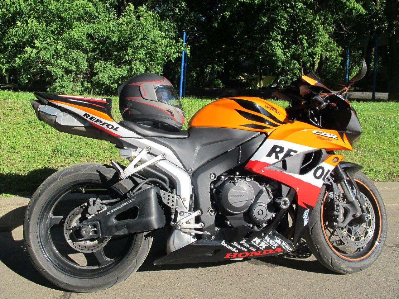 Honda CBR600RR – купить мотоцикл Honda, цены