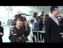 [liveen TV] 레드벨벳 (RedVelvet), 흥 많은 레벨이들 인천공항)