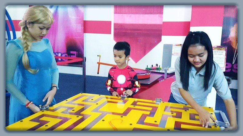 Indoor Science Park For Kids | Indoor Playtime Playground for children | Family Fun