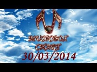 MUSICBOX CHART (30/03/2014)