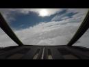 Полет внутрь тропического урагана Флоренс на исследовательском самолете NOAA (мини-фильм, 12.09.2018).