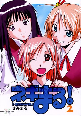 Mahou Sensei Negima - Negimaru 2