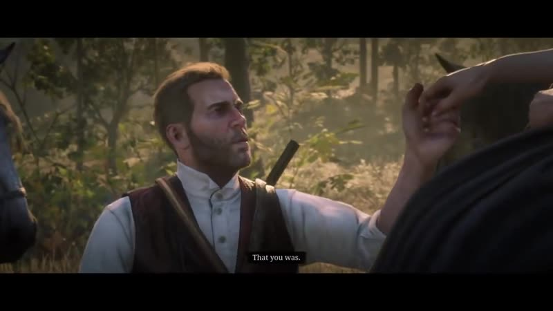 Arthurs last ride song - Thats the way it is - Daniel Lanois - Red Dead Redemp