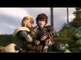 Как приручить дракона 2 (2014) - обзор мультфильма (GTV)