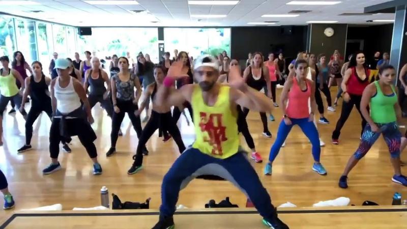 Зумба фитнес для похудения от Toni Costa