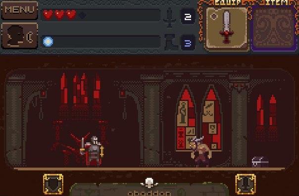 Скачать  Deep Dungeons Of Doom для android