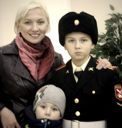 Ольга Антонова, 11 сентября 1981, Санкт-Петербург, id29525844