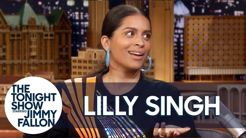Lilly Singh Had the Most L A Reaction to Meeting Barack Obama
