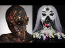 Scary Makeup Ideas for Christmas 2018 👻 Special Effects Makeup Compilation