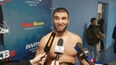 Мухумат Вахаев после победы на ACB90